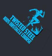Twisted Steel Kids Obstacle course kids race-Hawarden,IA