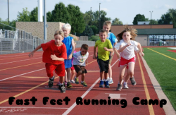 Fast Feet Running Camp