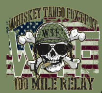 Whiskey Tango Foxtrot 100 Mile Relay