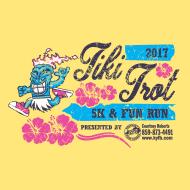 Tiki Trot 5k & Fun Run & Moonlight Swim