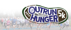 St. Vincent de Paul Society Outrun Hunger 5K