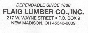 Flaig Lumber Co., Inc.