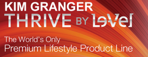 Kim Granger/Thrive by Le-Vel