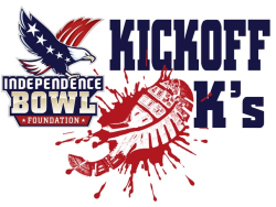 Independence Bowl Foundation Kickoff K's