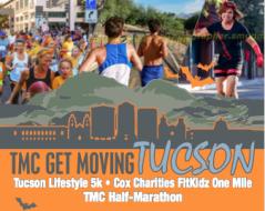 TMC Get Moving Tucson Half-Marathon Events