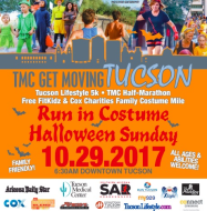 TMC Get Moving Tucson Half-Marathon Events