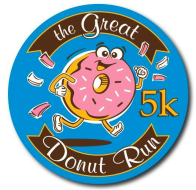 Great Donut Run Virtual 5K