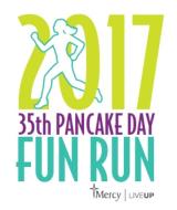 Pancake Day Fun Run