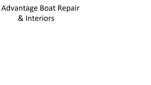 Advantage Boat Repair & Interiors