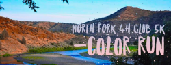 North Fork 4-H 5K Color Run