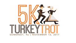 2018 Somerset County 5k Turkey Trot Presented by Raritan Valley Road Runners