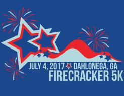 Dahlonega Firecracker 5K