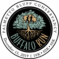 Palmetto Bluff Buffalo Run 10K, 30K, 50K