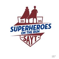 Superheroes on the Run Virtual Race