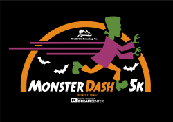 MONSTER DASH 5K & KIDS FUN RUN