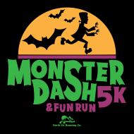 Monster Dash 5K & Kids Fun Run