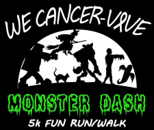 Relay For Life of Lake County - Monster Dash 5k for a Cure