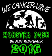 We Cancer-Vive Monster Dash 5k
