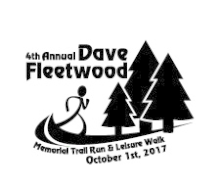 Fleetwood 5K Trail Run & Walk