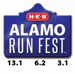 H-E-B Alamo Run Fest