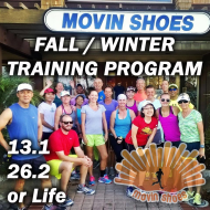 Fall/Winter Half and Full Marathon Training Program