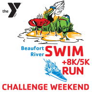 The 16th Annual Beaufort River Swim - 8k-5k Weekend Challenge