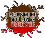 "Rock's Ridge Mud Run ""Zombie Style"""