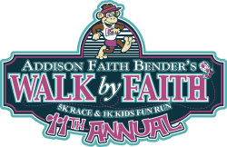 Walk By Faith 5K/Kids Fun Run