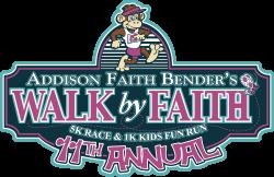Walk By Faith 5K/Kids Fun Run
