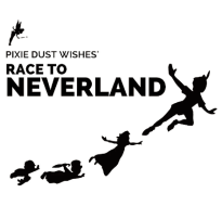 Pixie Dust Wishes Race to Neverland