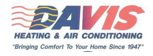 Davis Heating and Air Conditioning
