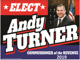Elect Andy Turner