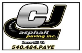 CJ Asphalt and Paving