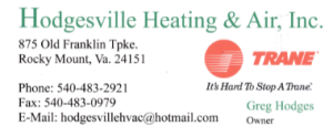 Hodgesville Heating and Air