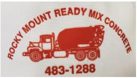 Rocky Mount Ready Mix Concrete