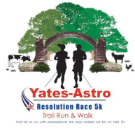 Yates Astro Resolution Race - to Benefit Bethesda