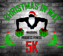 Christmas in May 5K