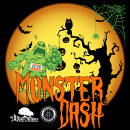 Centex Race Series - Monster Dash 5K The Trick or Trot is a Running race in Killeen, Texas consisting of a 5K.