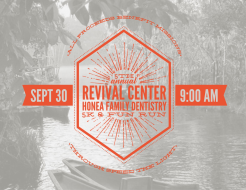 5th Annual Revival Center / Honea Family Dentistry 5K & 1 Mile Fun Run