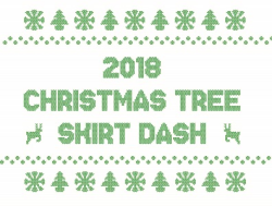 Christmas Tree Skirt Dash