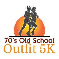 The 70's Old School Outfit 5K