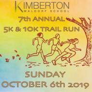 Kimberton Waldorf School 5K &10K  Trail Run and Walk and Kid's Fun Run