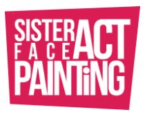 Sister Act Face Painting
