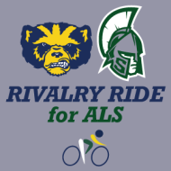 Rivalry Ride For Ann Arbor Active Against Als