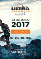 ULTRAMARATON COAHUILA GARMIN