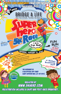 10th Annual Superhero 5K/10K and Fun Run