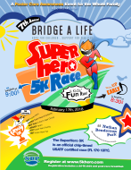 7th Annual Superhero 5K and Fun Run