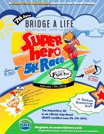 8th Annual Superhero 5K and Fun Run