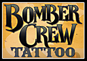 Bomber Crew Tattoo