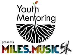 Youth Mentoring Connection presents Miles of Music 5k